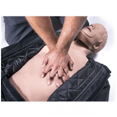 50Kg Full Bodied CPR Manikin Including Torso