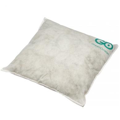 Absorbuojanti pagalvė naftos produktams