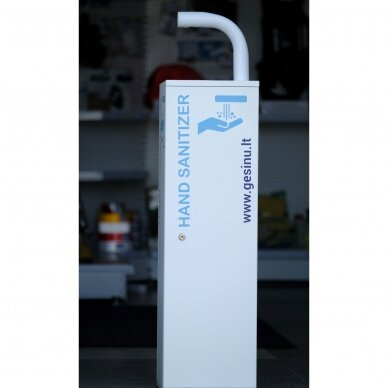 Automatinis rankų dezinfekavimo stovas Safe Touch 3