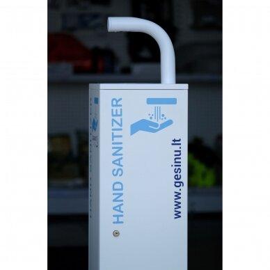Automatinis rankų dezinfekavimo stovas Safe Touch 2