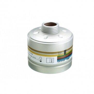 Drager filtras 1140 ABEK2 HgNO/CO P3 R D 2