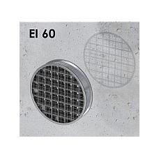Priešgaisrinės grotelės INTU FR GRILLE EI60
