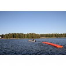 Lamor Rapid Deployment Boom Pack on skid LBP