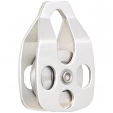 Paprastas skriemulys su išimamais flanšais, nerūdijančio plieno skridinys - vienpusis prijungimas