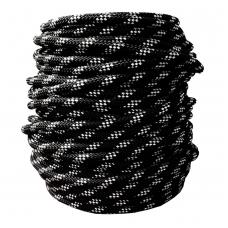 Poliamidinė alpinizmo virvė, pusiau statinė, 9,6 mm skersmens, naudojama su Lift Res-Q ar Res-Q