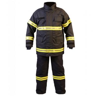 ProTech 750 ugniagesio švarkas ir kelnės