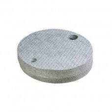 Universalus absorbuojantis kilimėlis statinėms Ø56cm